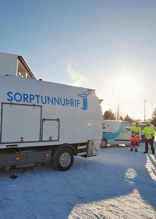 Sorptunnu og sorpgeymsluþrif fyrir minni fjölbýli og sérbýli. sorptunnutrif.is